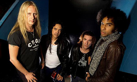 Alice In Chains : nouveau chanteur = nouvel album