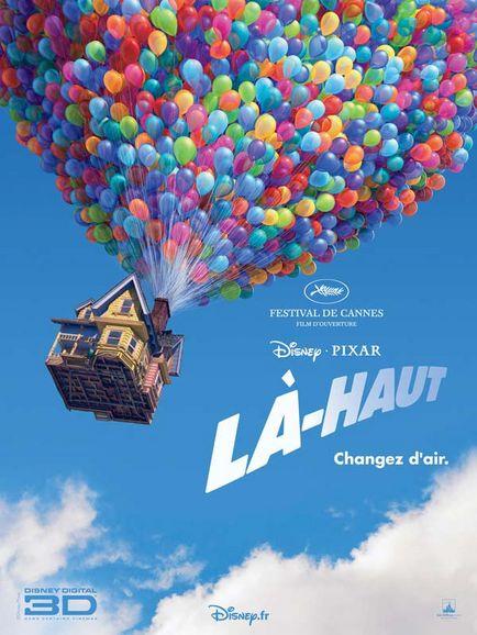 «Là-haut» : un petit bijou Pixar