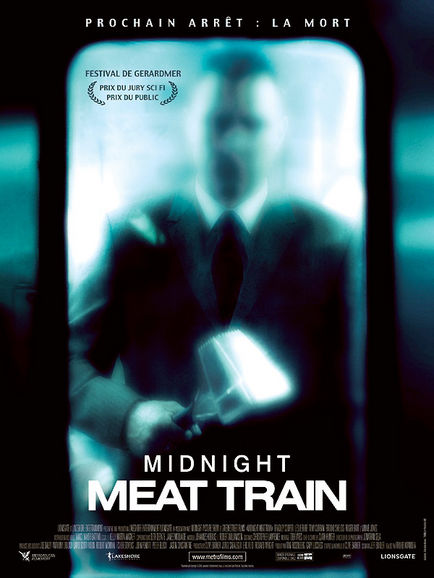 « Midnight Meat Train » : violent, sanglant et bien gore
