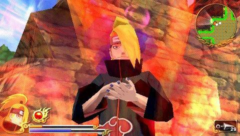 legends 6 90x67 Naruto Shippuden Legends : Akatsuki Rising sur PSP
