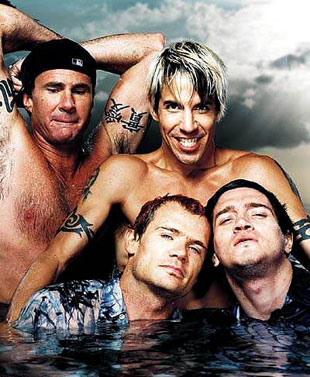 Red Hot Chili Peppers, enfin le retour