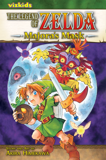 Zelda en manga : la suite