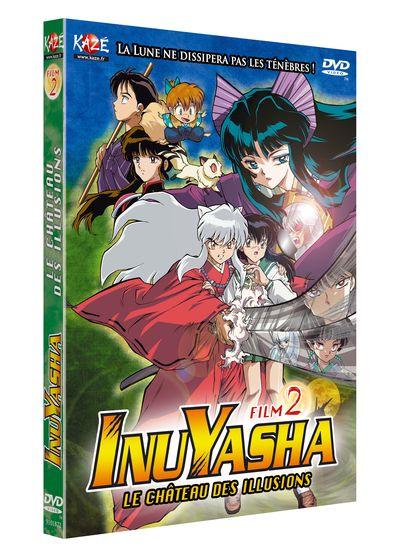 «InuYasha : Le château des illusions» en DVD