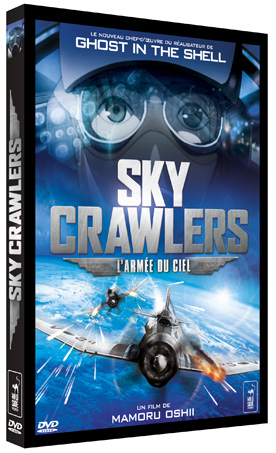 «The Sky Crawlers» débarque en DVD