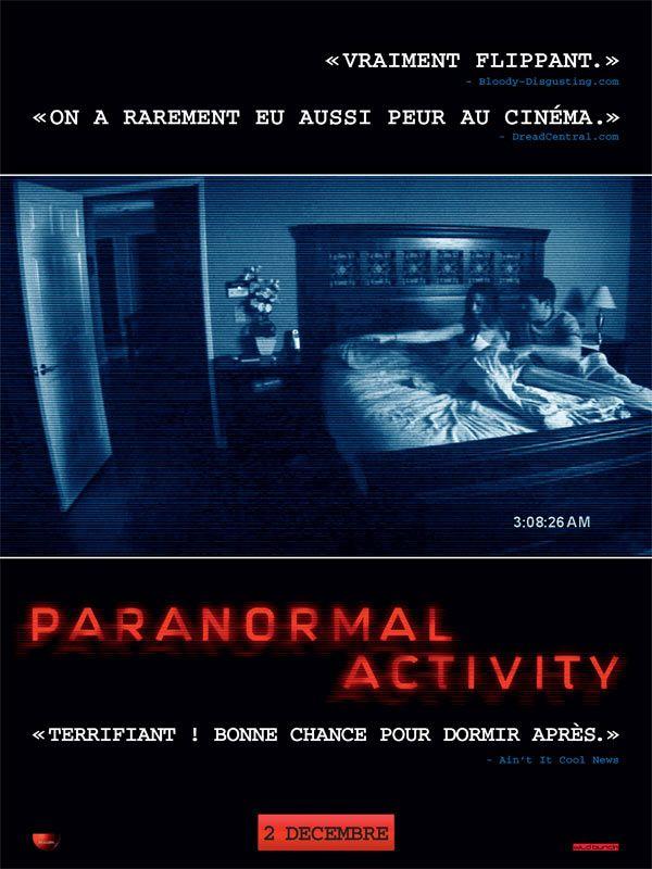 «Paranormal Activity» : petit budget pour bon film