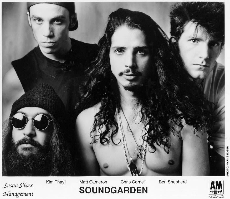 Soundgarden sont de retour