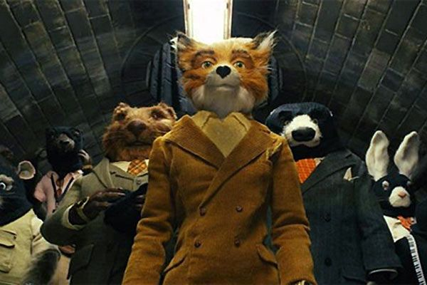 « Fantastic Mr. Fox » : impressionnant