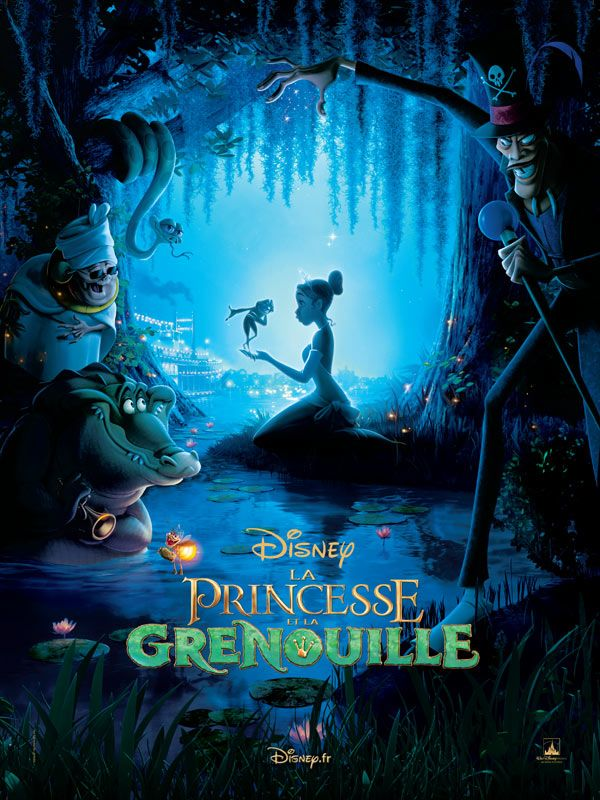 la princesse et la grenouille films streaming max2streaming site de films en streaming films. Black Bedroom Furniture Sets. Home Design Ideas