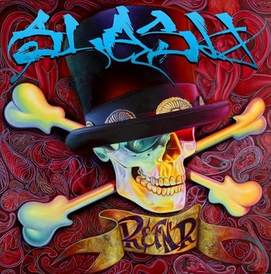 Slash avec un album solo
