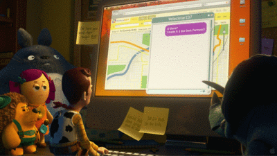 Totoro s'invite chez Pixar