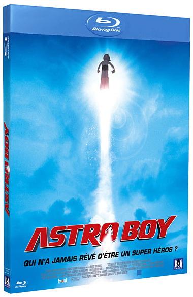 «Astro Boy» sort chez M6 Video