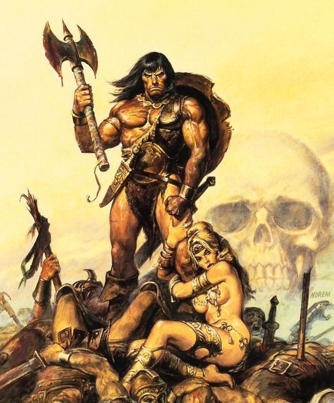 «Conan, le barbare» : le remake