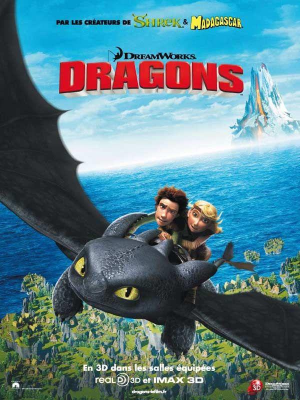 «Dragons» pour toute la famille