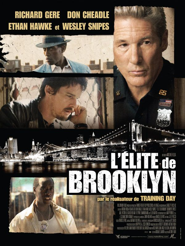 « L'Elite de Brooklyn » : une forte impression de 'déjà vu'