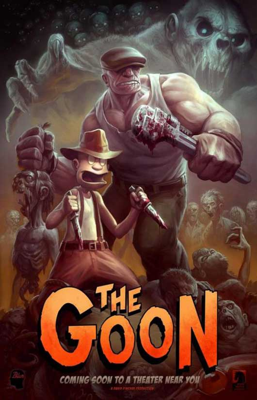 The Goon : le film en vidéos