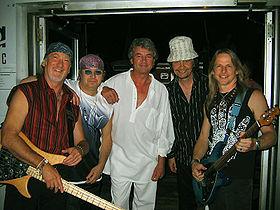 Deep Purple : tournée française