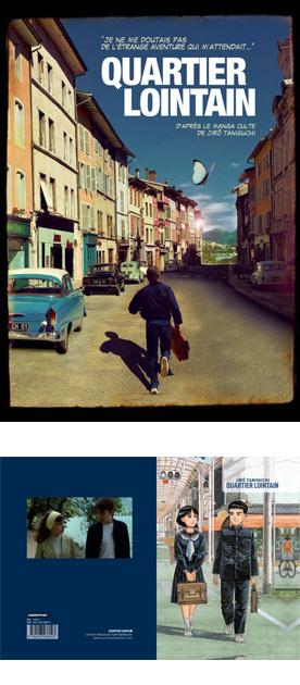 «Quartier Lointain» : bientôt la sortie du live action film