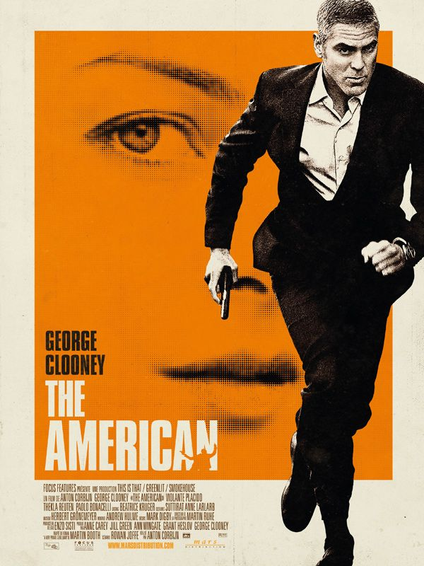 George Clooney est «The American»