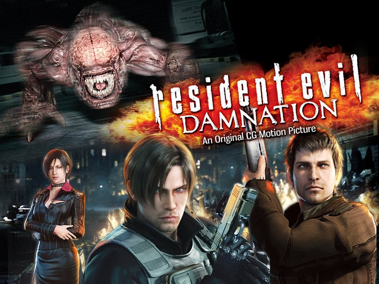 «Resident Evil : Damnation» – trailer