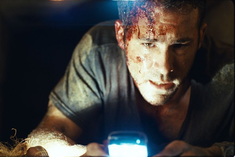 «Buried» : un acteur, un cerceuil et plus de 1h30 de stress