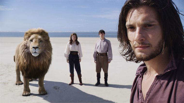 «Le Monde de Narnia : L'Odyssée du Passeur d'aurore»
