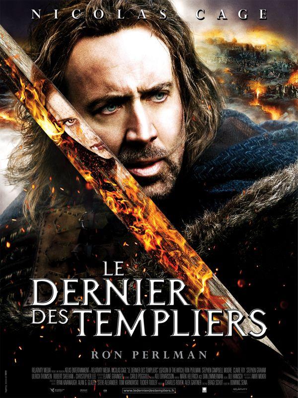 «Le Dernier des Templiers»
