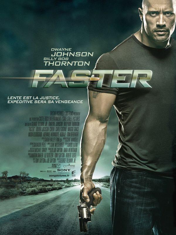 «Faster» avec Dwayne Johnson