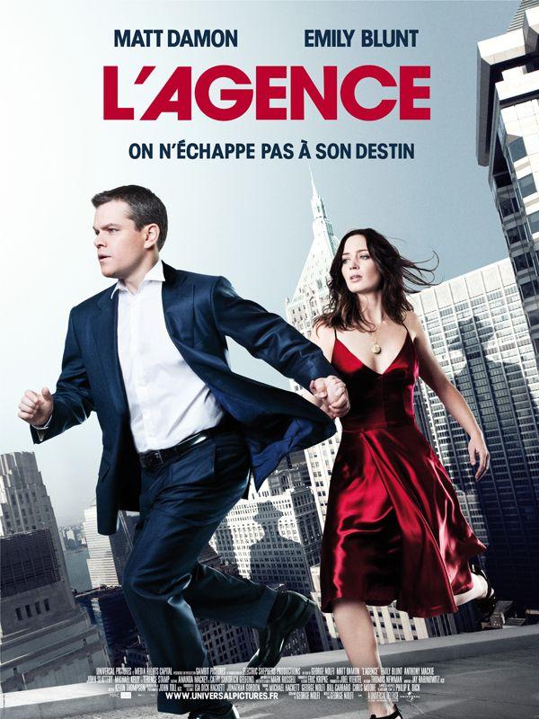 «L'Agence» : adaptation d'une nouvelle de Philip K. Dick