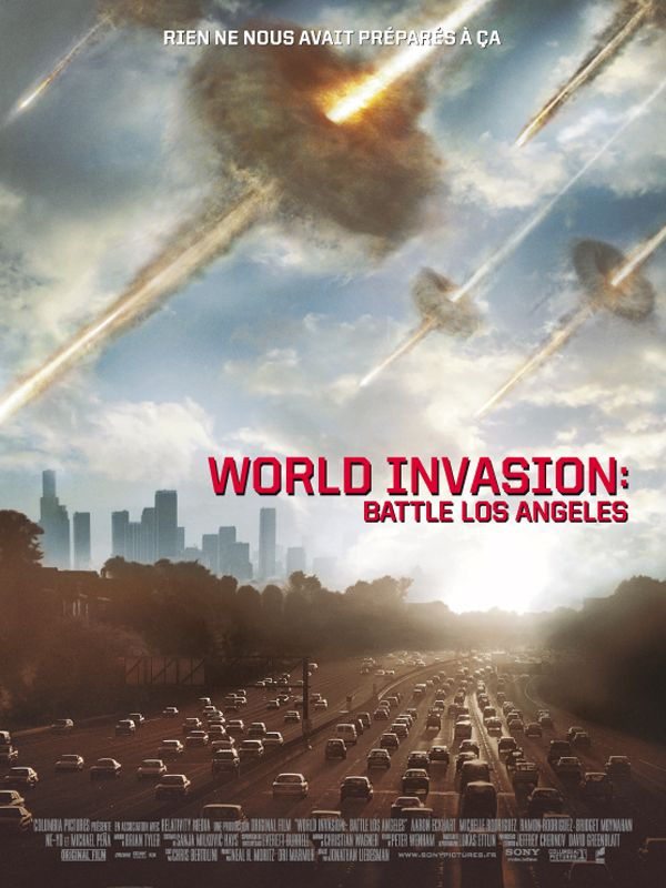 « World Invasion : Battle Los Angeles »