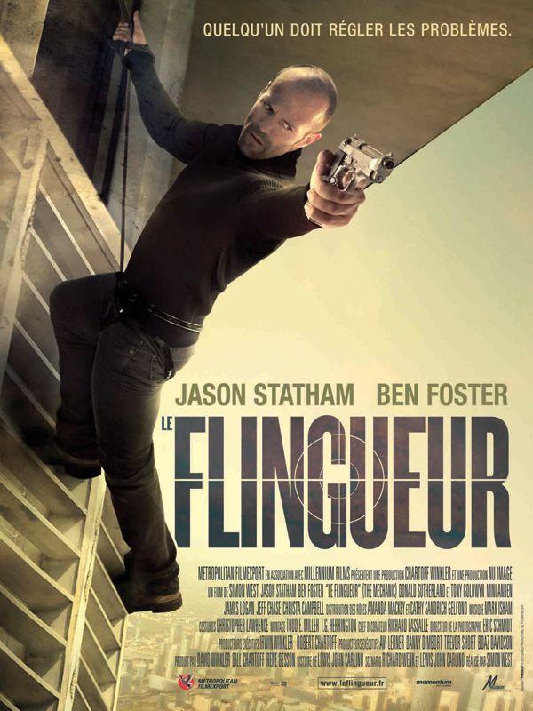 «Le Flingueur» avec Jason Statham