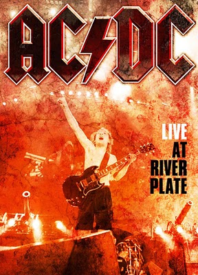 'AC/DC : Live at River Plate' (DVD / Blu-Ray)