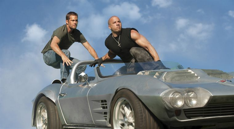 « Fast and Furious 5 » : que c'est c** mais que c'est bon