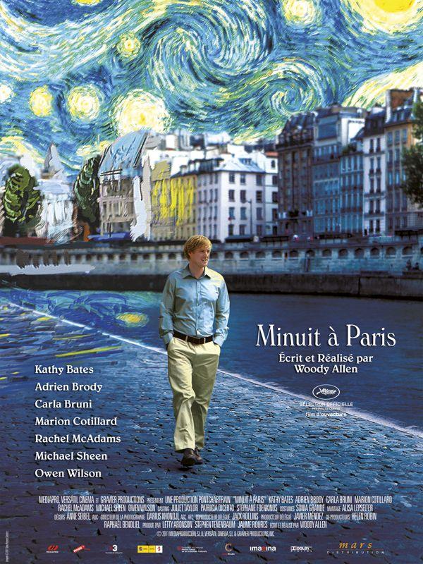 «Minuit à Paris» : le nouveau Woody Allen