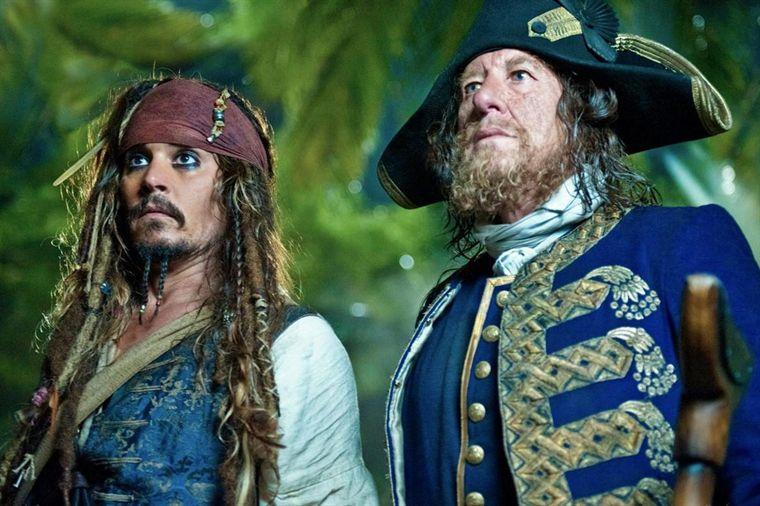«Pirates des Caraïbes : la Fontaine de Jouvence»