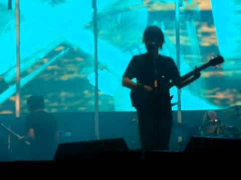 Radiohead – vidéo live