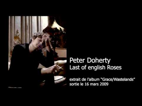 Grace/Wastelands, 1er album solo de Pete Doherty