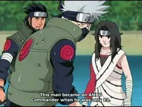 kakashi hatake – le copy ninja de Konoha