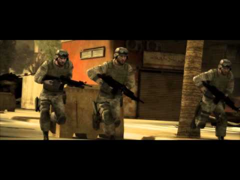 Battlefield Play4Free annoncé en vidéo
