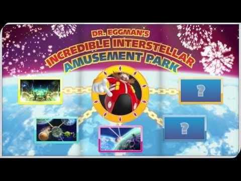 Sonic Colours : bientôt la sortie sur WII et DS