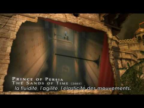Prince of Persia : Les Sables Oubliés – vidéo