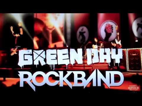 Green Day : Rock Band en vidéo