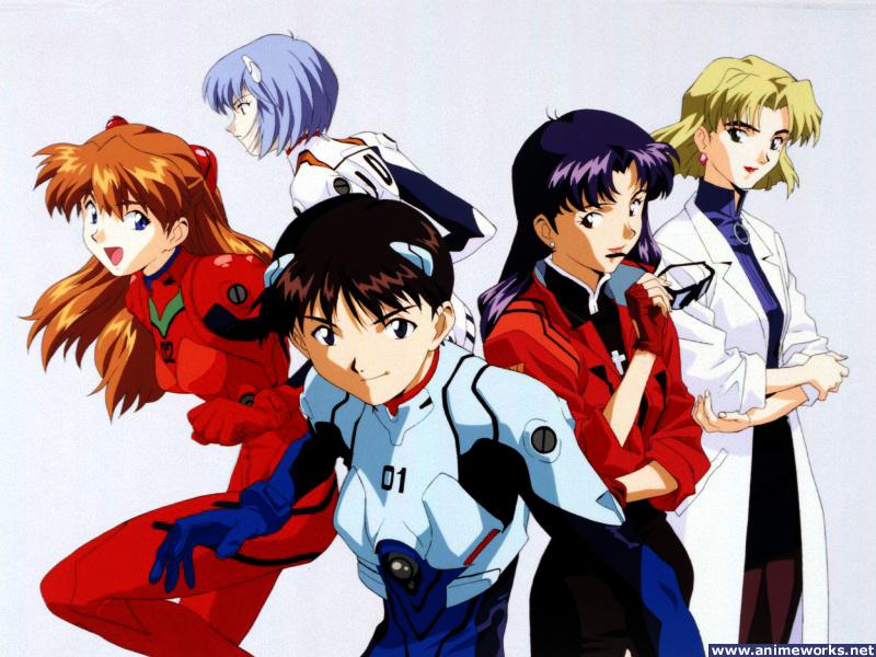 Neon Genesis Evangelion : présentation du célèbre manga
