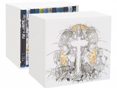 Import death note : coffret de 13 tome des death note