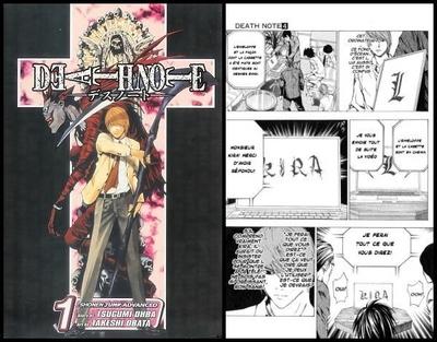 Death Note – résumé et présentation par un lecteur de Twivi !