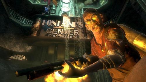 DRAME ! Bioshock 2 repoussé en 2010