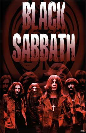 Black Sabbath : toute leur histoire en détails !!!