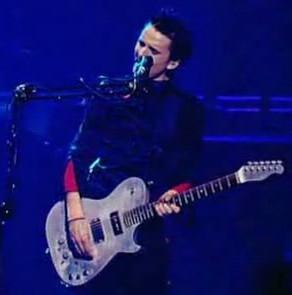 Muse et Matthew Bellamy : photo !