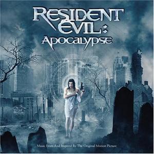 Resident Evil Apocalypse : la Bande Originale