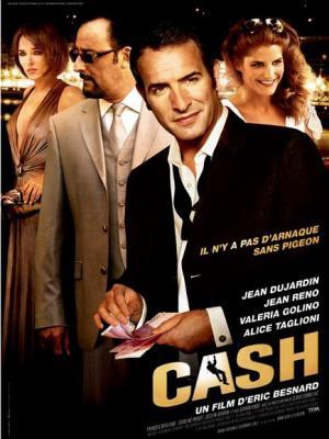 CASH avec Jean Dujardin