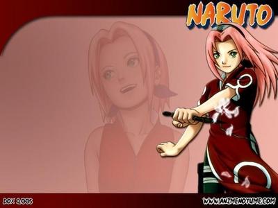 Sakura Haruno – biographie